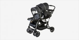Ready To Grow : la poussette double de Graco
