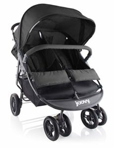 Joovy 8077 Trottinette X2 Noir