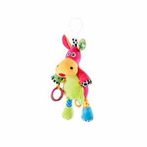 MaylFre Poussette Hanging Toy Pram Suspendu De Bell Lit Hochet Bébé Jouet À Mâcher pour Forme Cheval Bébé