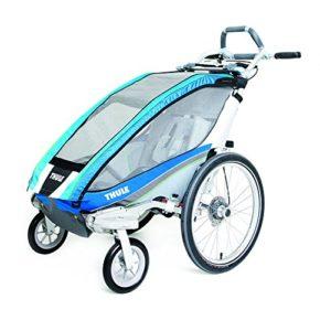 Thule Cx1 Remorque de vélo Bleu