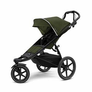 Thule Baby Urban Glide 2 Poussette de jogging Vert cyprès Taille unique